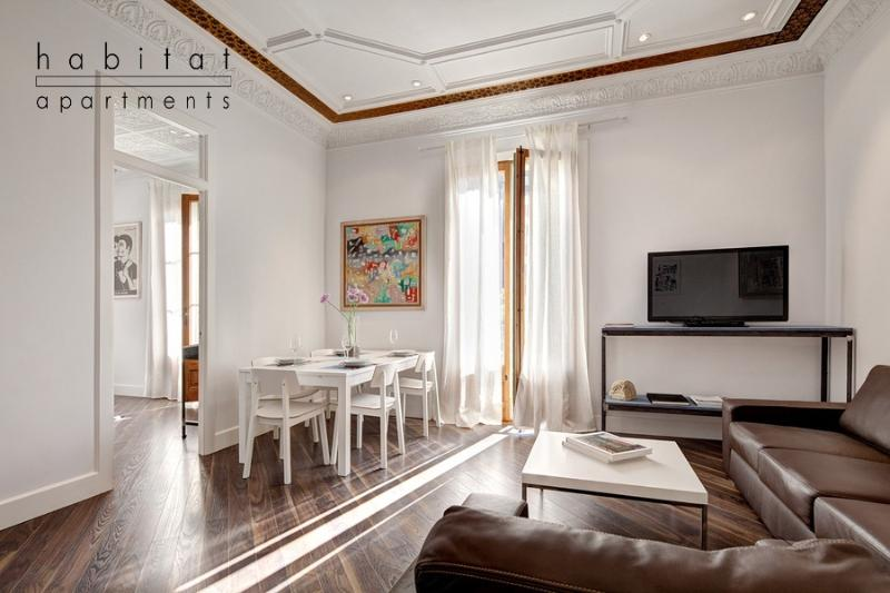 Rambla Deluxe C Apartment - Image 1 - Barcelona - rentals