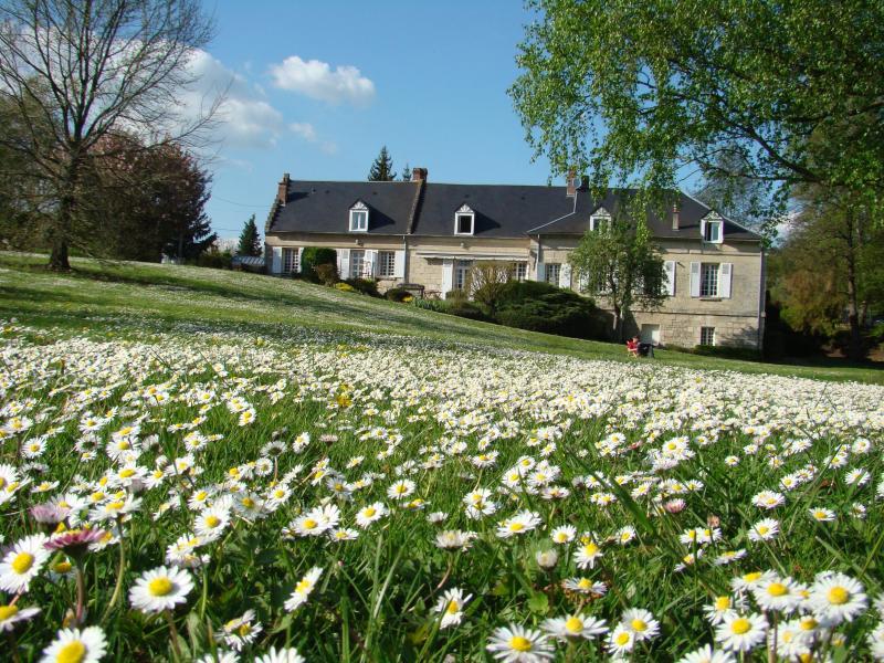 LE MOULIN DE LAVAL - LE MOULIN DE LAVAL ( Chambres d'hôtes ) - Cuisy-en-Almont - rentals