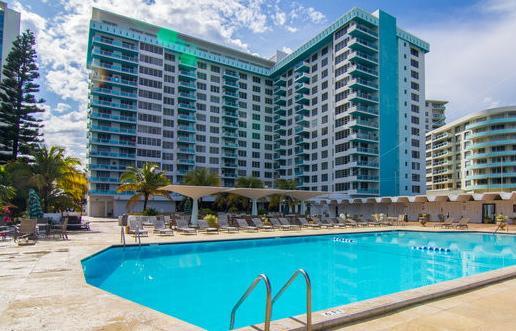 2BR 2BA (MASTER) MIAMI BEACH at SEACOAST SUITES - Image 1 - Miami Beach - rentals