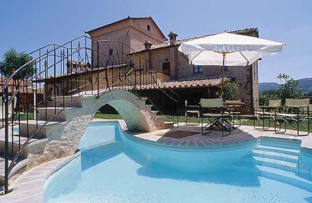 Pools - Templar House Biribino (max 25 people) - Umbertide - rentals