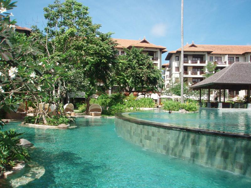 Pool View Family Stylish Lifestyle 2 Bedroom Suite - Image 1 - Nusa Dua - rentals