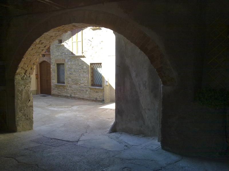 The courtyard - Studio in old town center - Erba - rentals