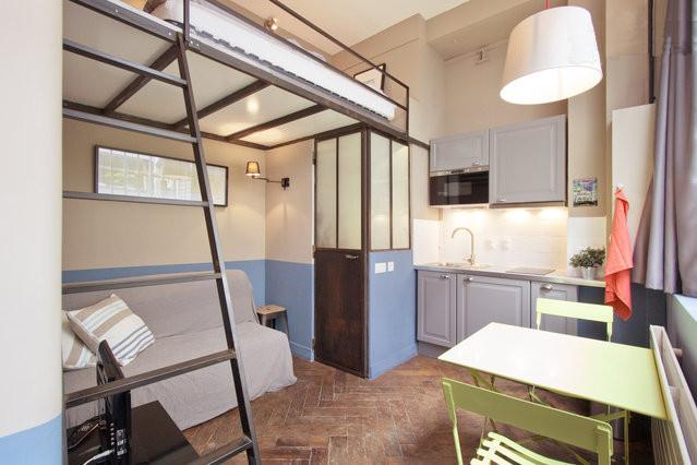 Small Artist Studio Close to Canal Saint Martin in Paris - Image 1 - Paris - rentals