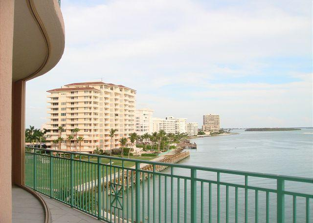 View - Natural beauty meets ornate splendor in this magnificent beachfront condo - Marco Island - rentals