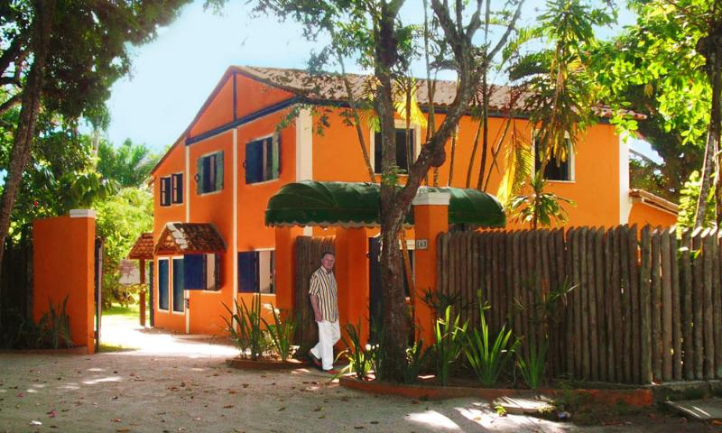 Posada Populi Casa Hotel - House Park & Pool Porto Seguro  Brazil  45 people - Porto Seguro - rentals
