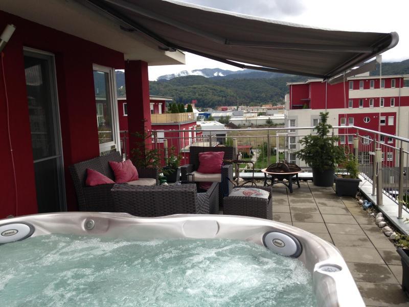 Red Penthouse 3 rooms - Brasov Sweet Retreat  6 Luxury Apartments - Brasov - rentals