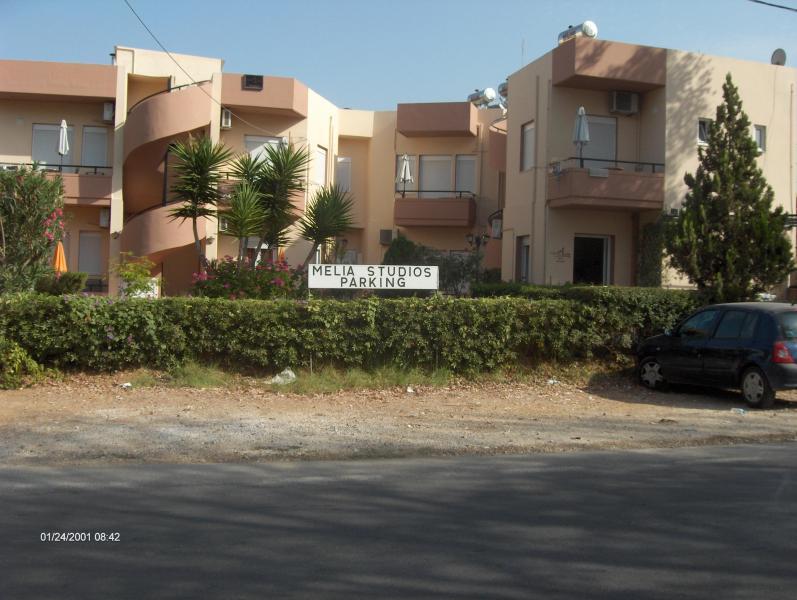 'melia studios' in Agii Apostolii in Chania - Image 1 - Chania - rentals