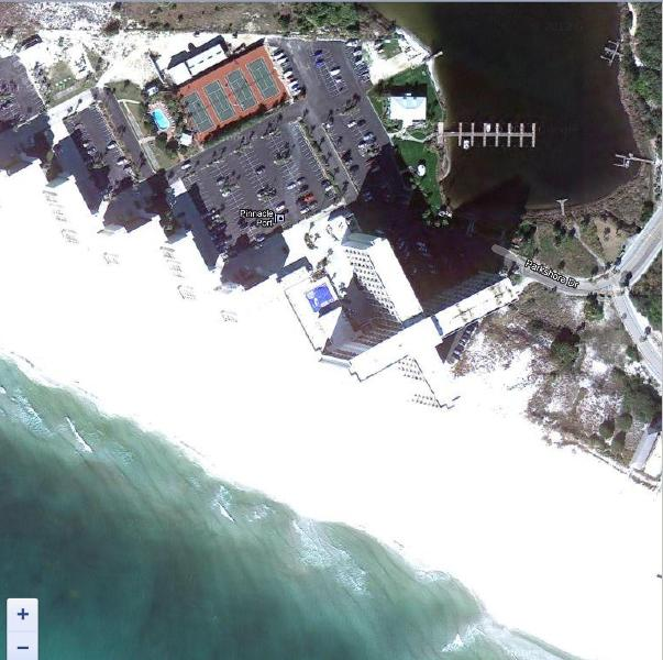 Pinnacle Port 310 - Image 1 - Panama City Beach - rentals
