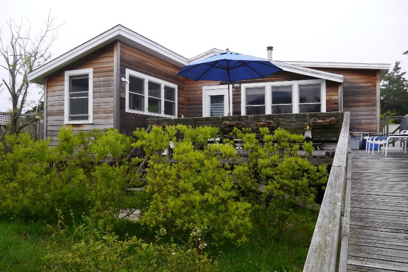 Exterior - Fire Island Cottage-3Bed2Bath-NEW - Fair Harbor - rentals