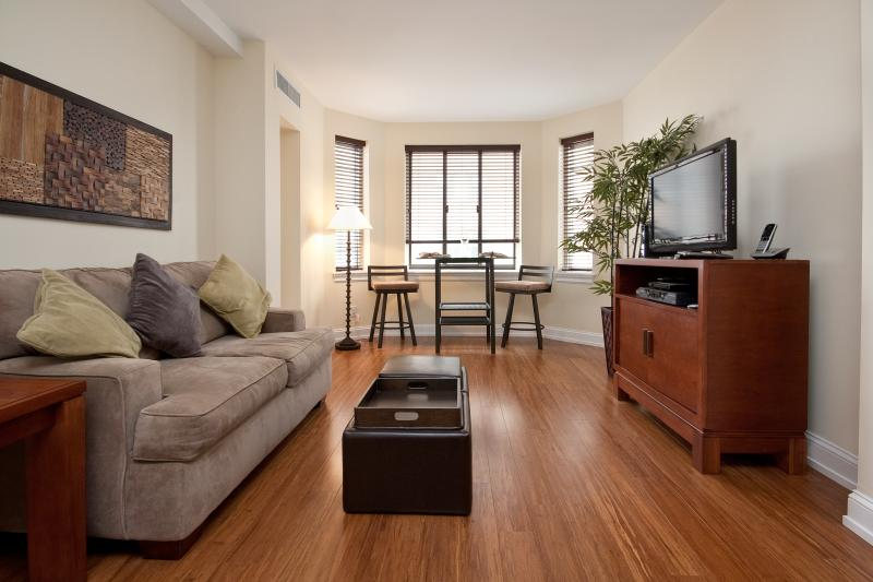Living Room - Only the best location will do -Rittenhouse Square - Philadelphia - rentals