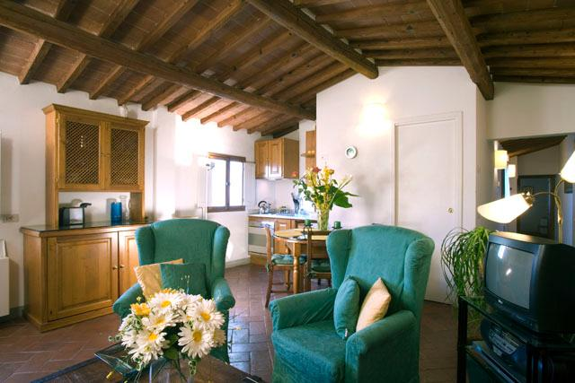 Apartment Giaggiolo at the Palazzo Antellesi - Image 1 - Florence - rentals