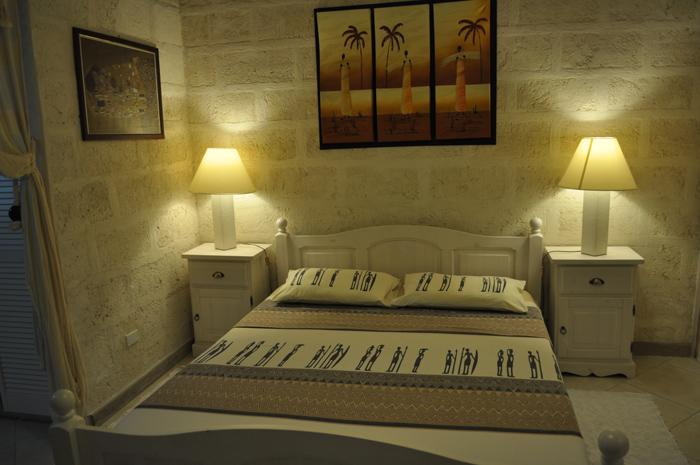 White Coconut Studio - Bedroom - White Coconut Studio - 70 mt. from the sea! - Silver Sands - rentals