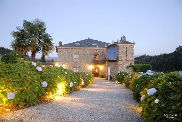 Entrada Principal - Casa de vacaciones en la Costa  Norte de Galicia - Ribadeo - rentals