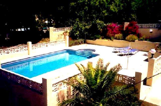 Rent a House Spain, Costa Blanca, Altea La Vella, pool golf sea beach dishwasher Dutch satellite TV - Villa, 4 persons, Altea (La Vella) private pool. - Altea la Vella - rentals