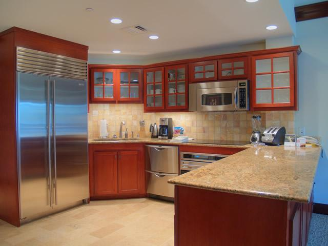 Fully Equipped Goumet Kitchen - Waipouli Beach Resort Luxury Penthouse Unit - Kapaa - rentals