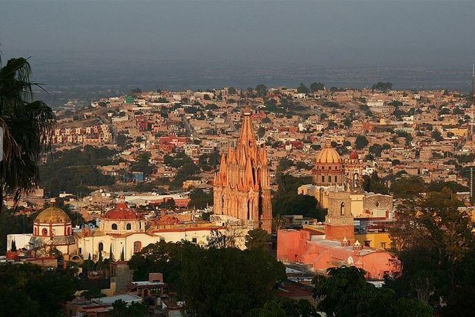 Panoramic view! - 180° VIEW Home 3br/2.5 ba. DOWNTOWN - San Miguel de Allende - rentals