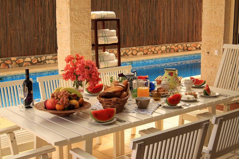 Villa Maya. A Luxury vacation home in Rosh Pina - Image 1 - Rosh Pina - rentals