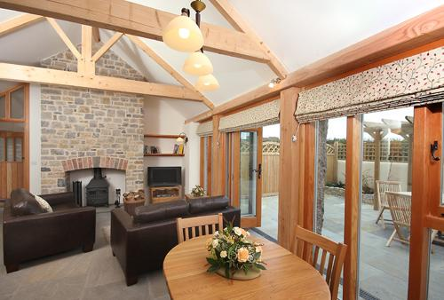 Pear Tree Cottages: Cherry Plum Gold Award 4 star. - Image 1 - Wedmore - rentals