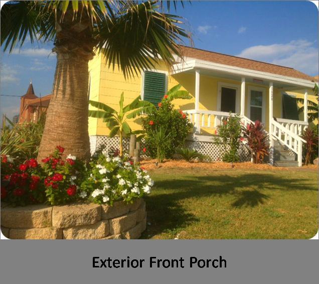Key West Tropical Bungalow - Key West Tropical Bungalow-1 1/2 Block to Beach - Galveston - rentals