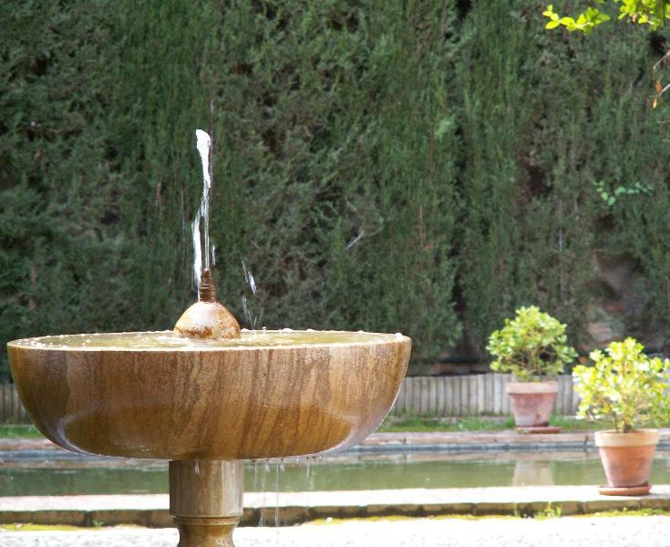 Patio - Romantic Albaicín - Province of Granada - rentals
