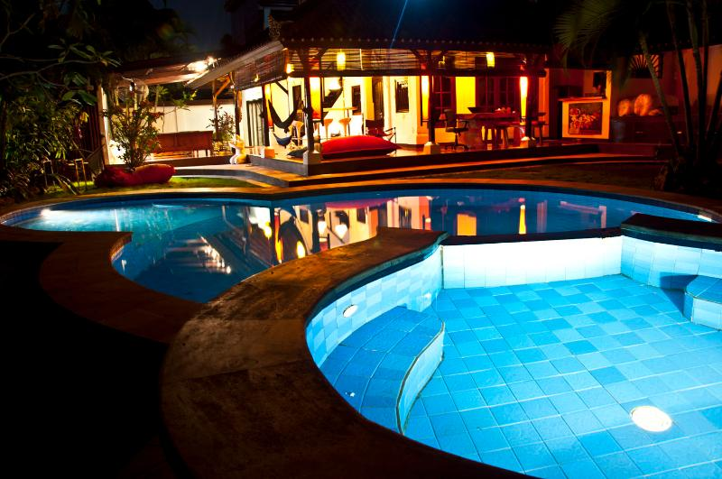 The Blue Villa, the true one - Blue Villa. Bali, the true one... - Seminyak - rentals