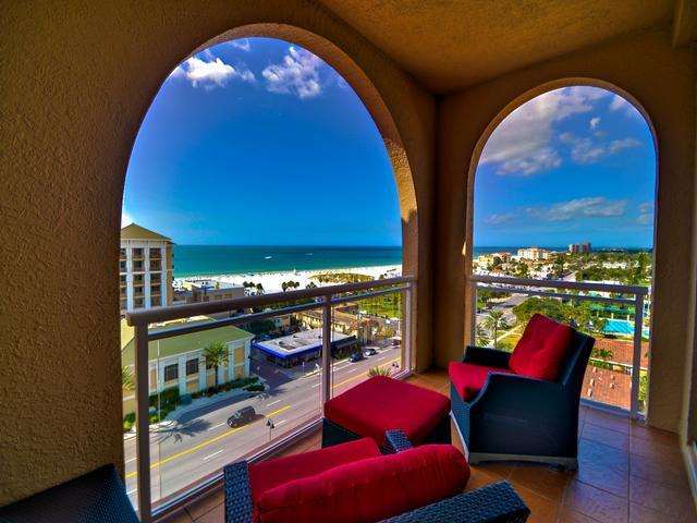 Belle Harbor Penthouse 1002 - Image 1 - Clearwater Beach - rentals