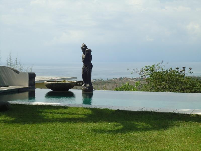 Luxury villa with best view - Image 1 - Bali - rentals