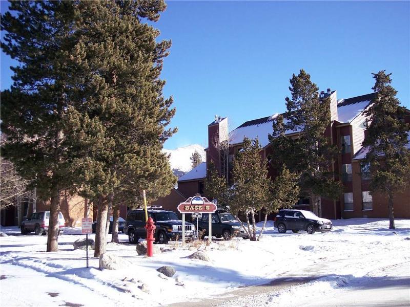 Base 9 101A - Image 1 - Breckenridge - rentals