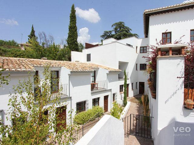 San José apartments - San José 1 Terrace   2 bedrooms, terrace, parking - Granada - rentals