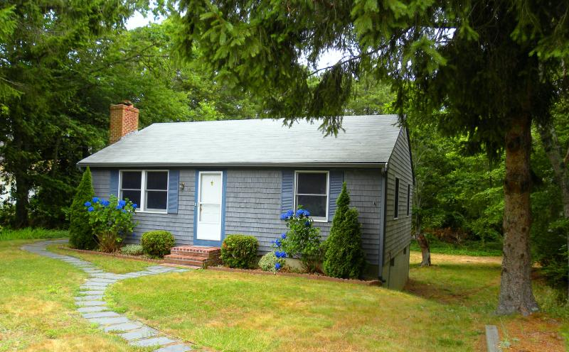 Front of House - 2 Bedroom 1 bath  less than 1 mile from Breakwater Beach - Brewster - rentals