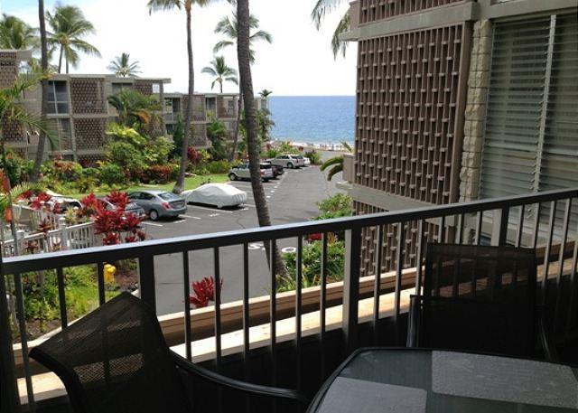 Ocean View - Alii Villas 223 -Ocean view from Ocean front complex - Kailua-Kona - rentals