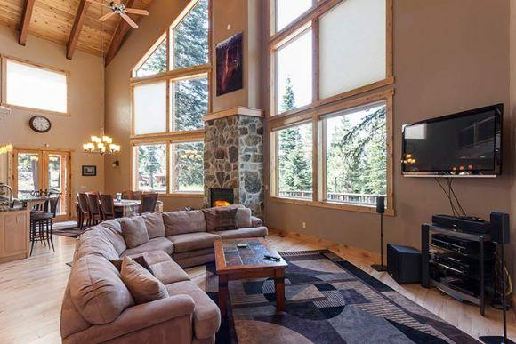 Skislope Sanctuary - Image 1 - Truckee - rentals