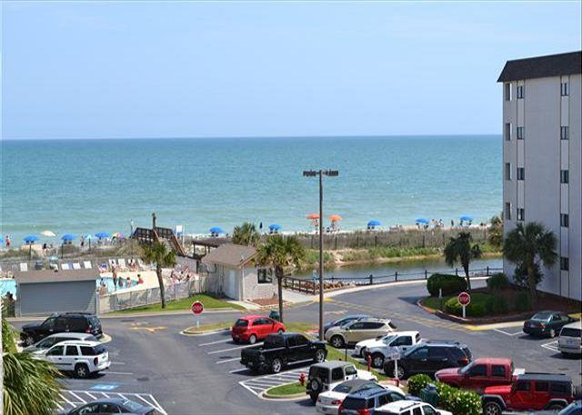 Myrtle Beach Resort 420A | Cozy Condo with Fabulous Ocean View - Image 1 - Myrtle Beach - rentals