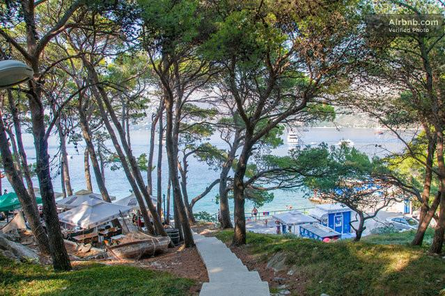 Beach 100 m from House - Vacation house Cavtat(OLD TOWN CAVTAT) 100 m from sea,4+1 - Cavtat - rentals