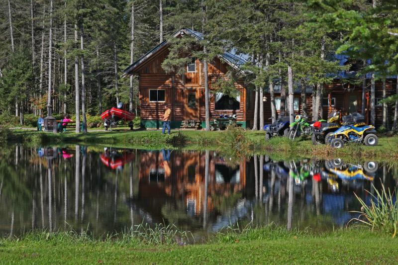 Le Gîte du Rouleur des Bois - Chalet - Gîte du Rouleur des Bois - Saguenay - rentals