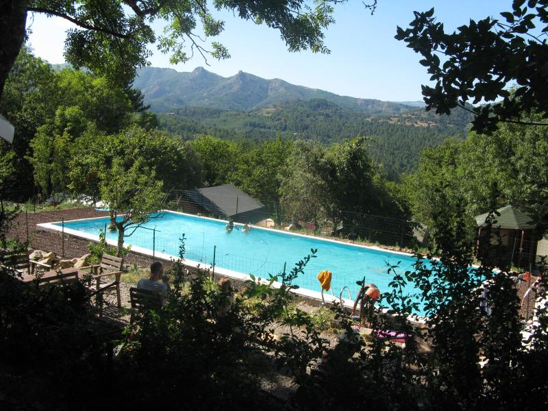 Swimmingpool - Comfortable safaritent, swimmingpool, restaurant - Prades - rentals