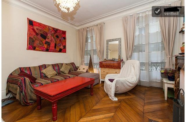 Salon-Chambre - Appartement Cosy in Village de Montmartre ! - Paris - rentals