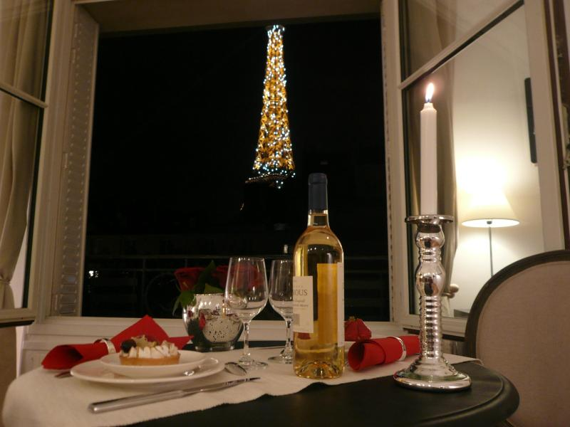 Parisian Apartment with Eiffel Tower View - Image 1 - Paris - rentals