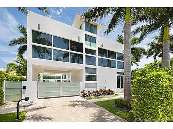 7br Villa Dinama- Stunning Modern Mansion - Image 1 - Miami Beach - rentals