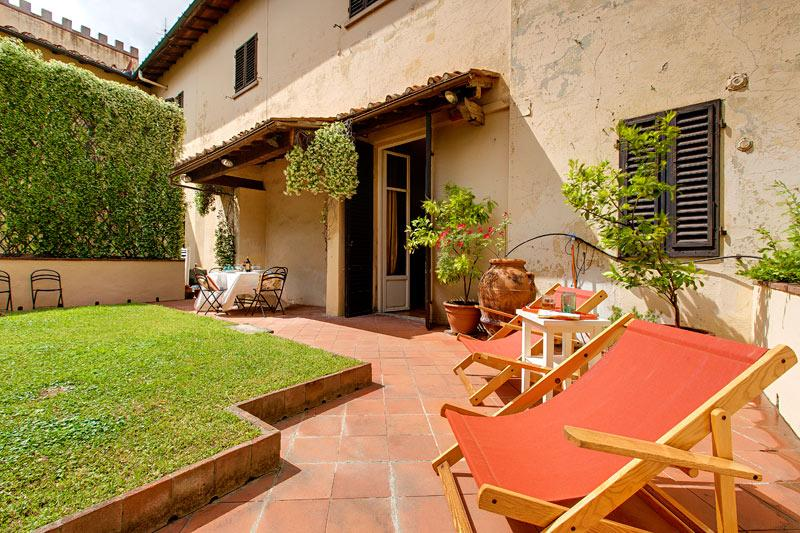 Stylish, Classic 3 Bedroom Rental in Florence - Image 1 - Florence - rentals