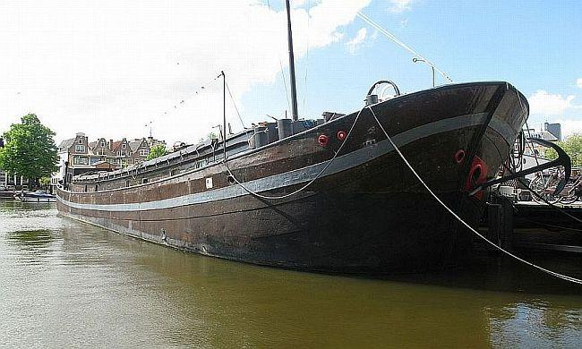 the ship - stylish houseboat in amsterdam center, own entrance - Amsterdam - rentals