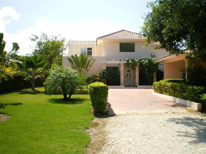 entrance - Charming villa in Puntacana Resort & Club - Punta Cana - rentals