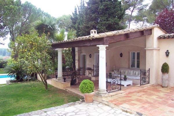 West- Indian style villa 20 minutes from Nice. AZR 062 - Image 1 - La Celle-sous-Gouzon - rentals