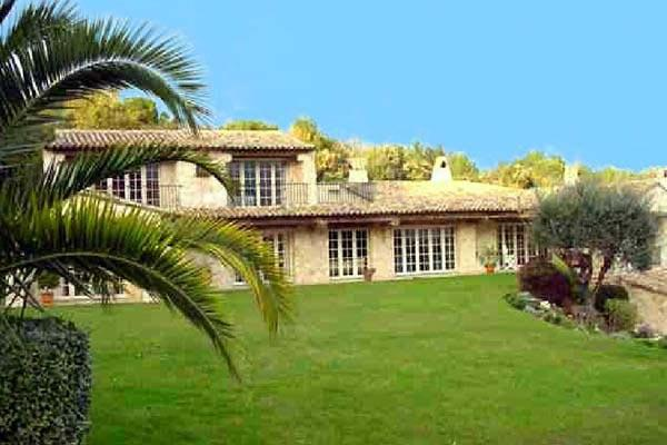 Stone house with village view. AZR 183 - Image 1 - Cannes - rentals