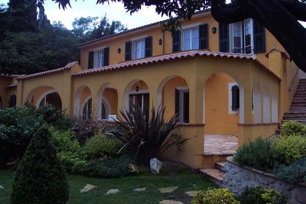 Entirely renovated villa opposite the zoo. AZR 216 - Image 1 - Théoule sur Mer - rentals
