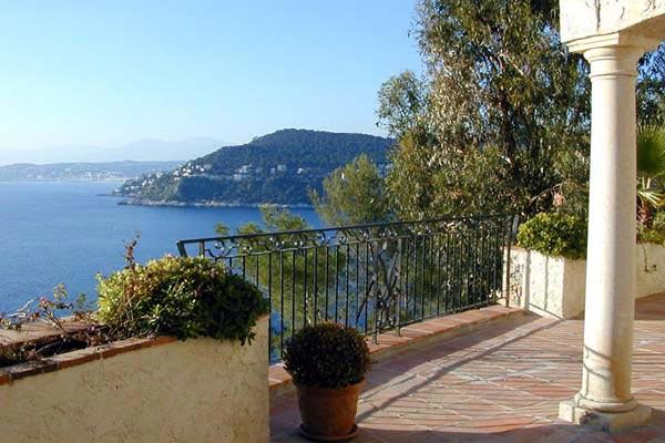 Ocean View, Built into a Rock Face, Stunning 5 Bedroom Home - Image 1 - Théoule sur Mer - rentals