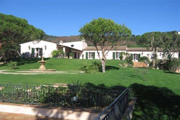 Newly Built 7 Bedroom Villa, Between St. Tropez and Ramatuelle - Image 1 - Le Plan-du-Var - rentals