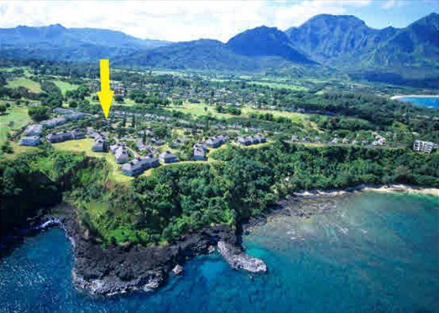 15% off available July & August dates!! Pali Ke Kua #13 with Garden Views - Image 1 - Princeville - rentals