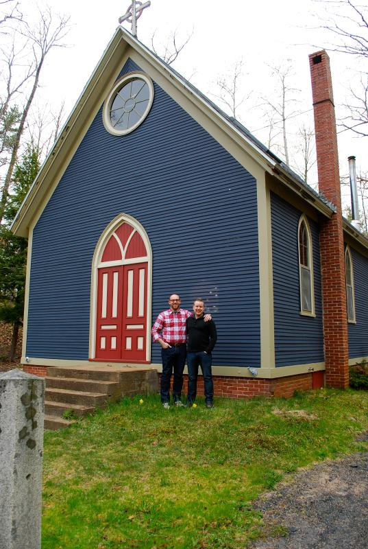 Fabulous and Comfy Converted Church - Image 1 - Annapolis Royal - rentals