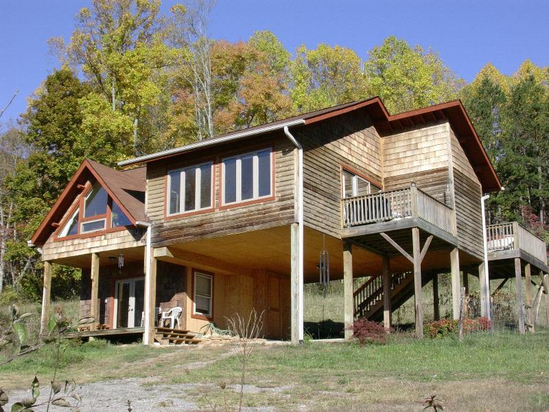 Sharon Spring Cabin - Sharon Spring Wellness Retreat  Ashville Mountains - Fairview - rentals